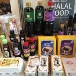 Japan Halal products at Foodex Japan