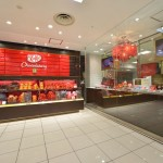 A specialty Kit Kat store