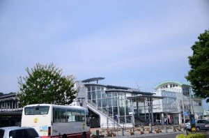the location of Nikko-ken is near SANO station.