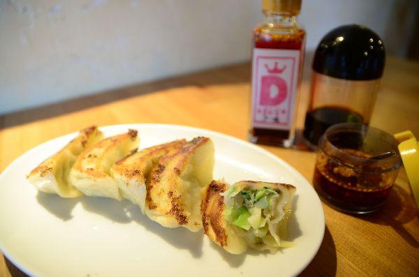 Halal dumplings of Nikko-ken