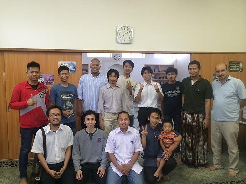 Muslims live in Tokushima
