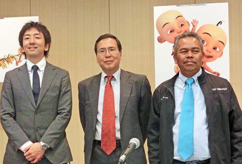 Japan Halal Expo 2014 Press Conference
