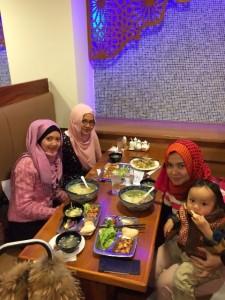 Tokyo Muslim Chinese Restaurant