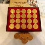 COIN CHOCOLATE