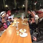 Halal Takoyaki Party