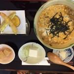 Tamagotoji(egg bound) soba set