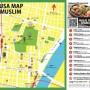 ASAKUSA MAP FOR MUSLIM