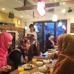 Halal Hamburg Party