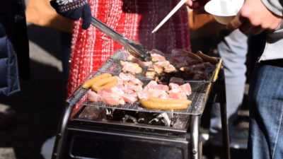 Halal BBQ Event in Beppu, Japan