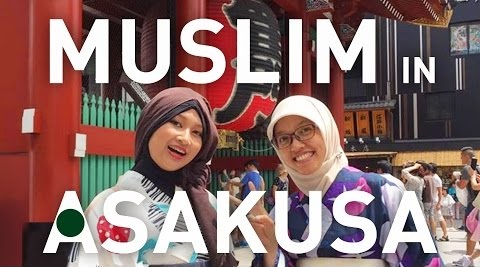 Muslim-friendly Town Taito City Asakusa