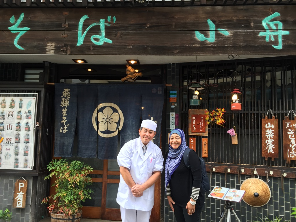 takayama muslim Basics for muslim travelers in japan the tokyo camii in shibuya while japan has only a very small percentage of muslim residents, the number of muslim tourists has.