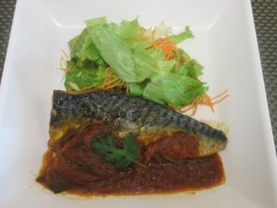Sambal Tumi Sauce Mackerel