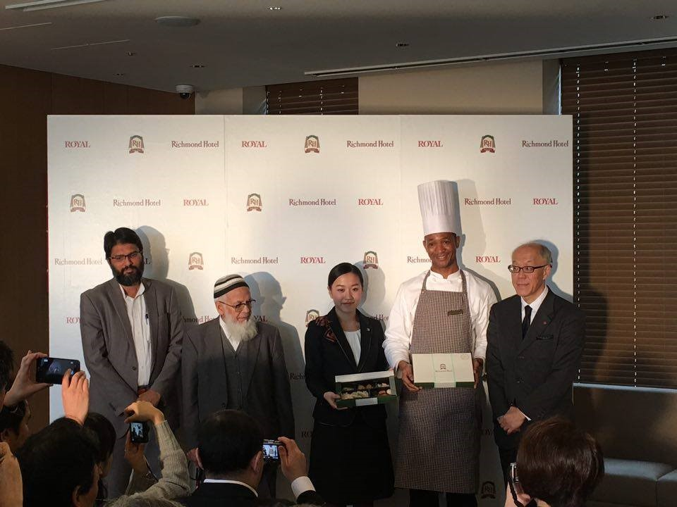 Muslim Friendly Hotel Richmond Hotel Premier Asakusa International