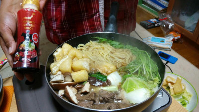 Make your own Sukiyaki