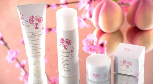 "Made in japan halal cosmetic ""MOMOHIME"" is now on sale"
