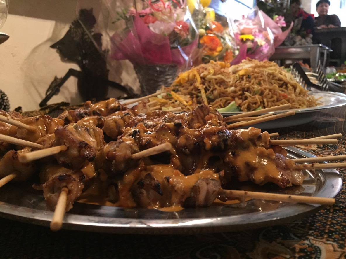 Cabe Indonesian Restaurant Nearby Indonesian Embassy Of