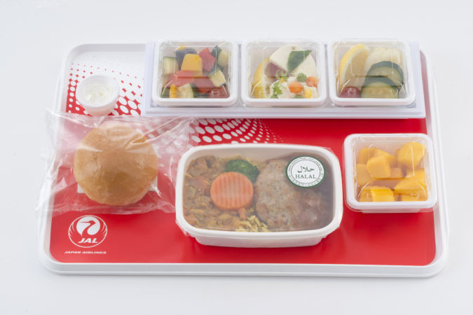 Japan Airlines (JAL) is now serving HALAL-certified in-flight meals in all international flights