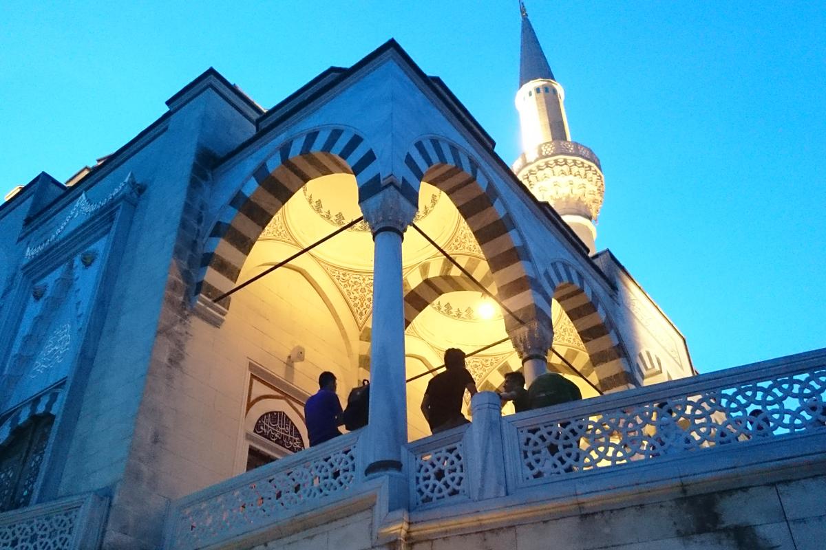 Ramadan at Tokyo Camii