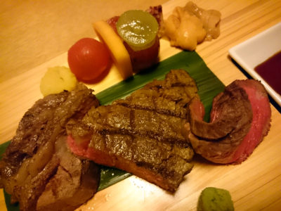 The finest Japanese cuisine in Kusumoto, Tokyo