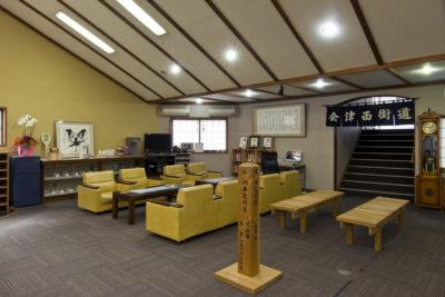 ロビー(東観荘)
