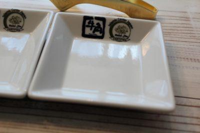 食器はハラール専用のものを使用