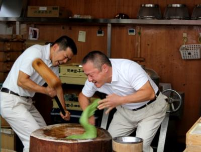 super speed mochi making