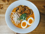 mouth-watering ramen