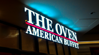 The Oven American Buffet