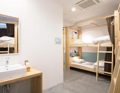 Family dormitory