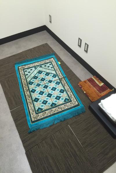 prayer mat