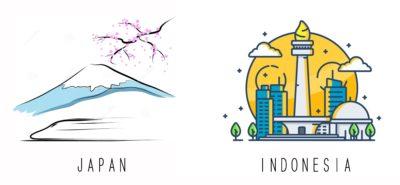 Japan-Indonesia