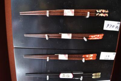 お土産(箸)