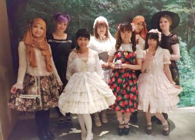 Japan, Germany, and Muslim Lolita
