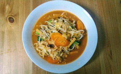 Yasai Miso Ramen Recipe