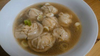 Halal Wonton Soup