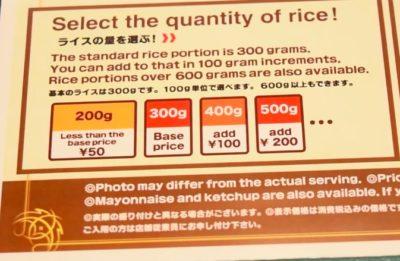 حصة الأرز