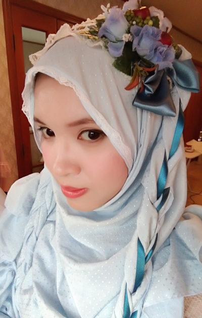 Lolita hijab and head accessories