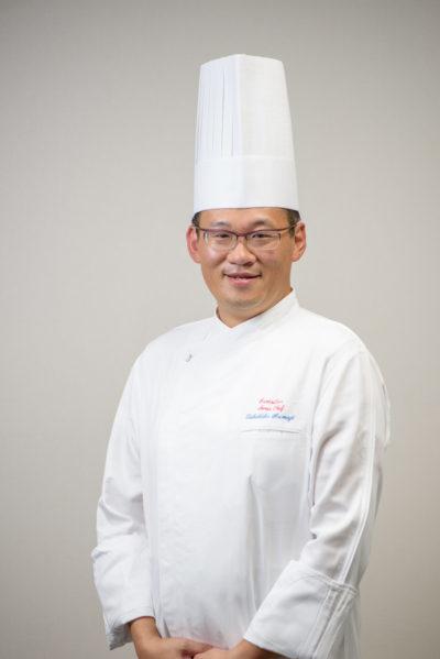 Chef Hamaji