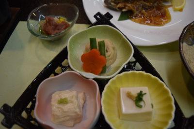 ゆば豆腐、ゆばの煮物、生ゆば