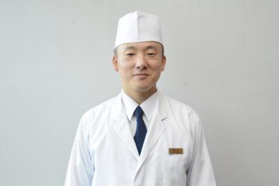 Japanese cuisine Chef Shimizu