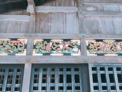 日光東照宮「見猿・聞か猿・言わ猿」